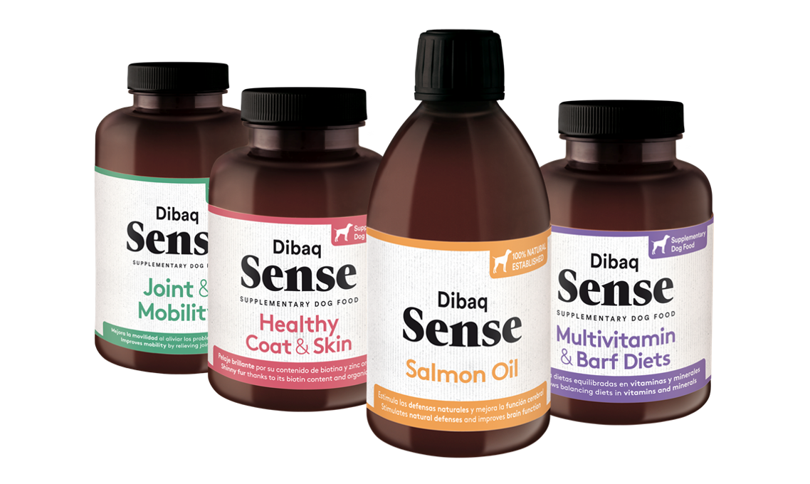 Dibaq Sense Supplements